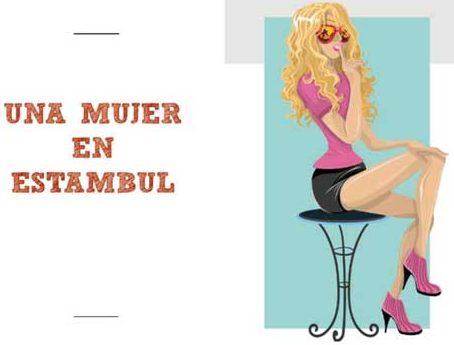 Una mujer en Estambul