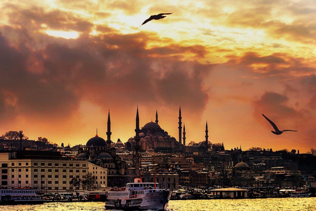 Un paseo por Estambul